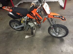 2005 Ktm SX 50 Senior . Sell or trade. CALL ONLY