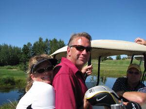 Retire to Alberta's Best Gated Golf Snowbird Community
