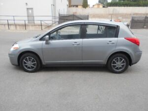 2007 Nissan Versa Auto New Winter Tiers Hatchback 113000KMS