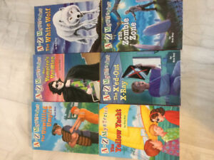 Entire Set of A to Z Mysteries Books