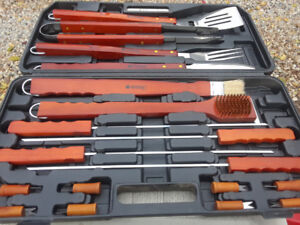 Ultimate BBQ utensils