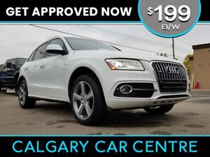 2014 Audi Q5 $199B/W TEXT US FOR EASY FINANCING! 587-582-2859
