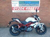 BENELLI BN125 MOTORCYCLE