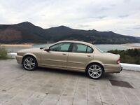 Jaguar x type 2.0d sport. Full mot!
