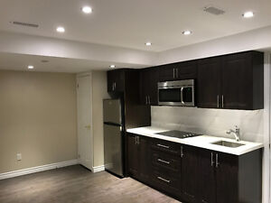 Oakville Beautiful Separated Entry 1 bedroom basement for RENT!