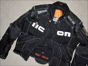 ICON TIMAX XL Jacket and Pants Combo Windsor Region Ontario image 2