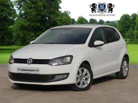2013 63 VOLKSWAGEN POLO 1.2 MATCH EDITION 5D 59 BHP, 1 OWN, FULL VW HIS, P/SENS