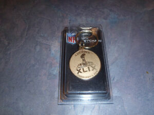 Superbowl XLIX Key-chain ^NEW^ Kitchener / Waterloo Kitchener Area image 1