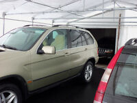 2004 BMW x5 for parts 450444-5420