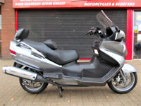SUZUKI AN 650 AK7 BURGMAN ABS 2009 FDSH READ DESCRIPTION HPI WARRANTY FINANCE