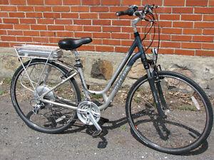 Velo Bicycle électrique GIANT   BIONX  bonne condition