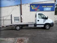 Iveco Daily 35 S11 16 ft CAR RECOVERY 180 BHP