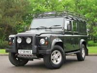 2009 Land Rover Defender 110 2.4 TDi County Utility Station Wagon 5dr