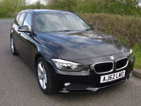 2012/62 BMW 320 2.0TD 184bhp s/s Touring d SE, 1 DAY SHORT OF 2013, 1 PRE OWNER