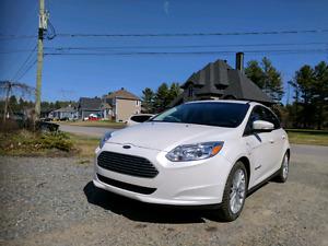 Ford focus 100% électrique
