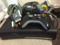 Xbox 360 elite console 120gb fully tested