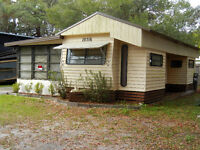 Trailer with Florida Room for sale in Florida