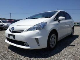 Toyota Prius Plus/Prius Alpha/Prius+ Hybrid 1.8 2013(13) 7 SEATS & 2 KEYS(BIMTA)
