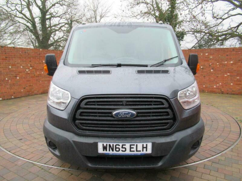 0c15121d66054d FORD TRANSIT 350 L4 H1 DOUBLECAB ONE WAY TIPPER LWB 125 BHP TOOL AREA 3  SEATS