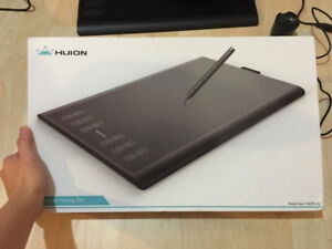 Huion 1060Plus Drawing Graphics Art Tablet