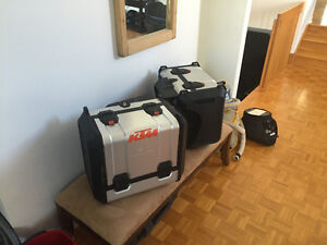 Valises ktm adventure