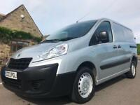 2015 15 PEUGEOT EXPERT 2.0 HDI EURO 5 L1 H1 AUTOMATIC SILVER