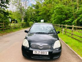 TOYOTA YARIS 2004 1.0L 5DR 90K MILES 12 MONTH MOT IDEAL FIRST CAR