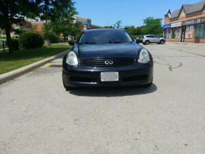 2006 Infiniti G35 Coupe 6 MT Certified