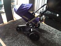 Quinny modd pushchair