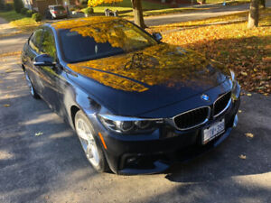 BMW 430i gran coupe lease take over