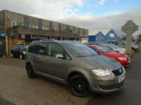 2007 (57) VOLKSWAGEN TOURAN 1.9 TDi SE 1 Previous Owner Leather FSH