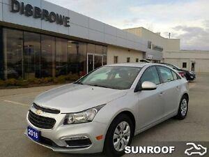 2016 Chevrolet Cruze Limited LT   - Certified - Remote Start -