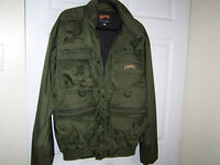 Pioneer Fishing Jacket