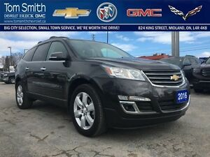 2016 Chevrolet Traverse LT   - Certified - Low Mileage