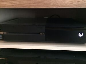 1.5 tb Xbox One with over 20 games and 2 controllers!