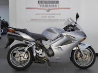 05 REG HONDA VFR 800 F ABS 8 STAMP SERVICE HISTORY VERY CLEAN EXAMPLE