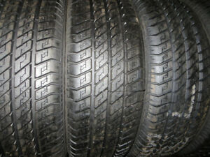 P225/60R17 NEW HYDOMASTER TIRES $326.60 TAX IN ALL 4