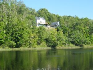 Waterfront Property in Bear River