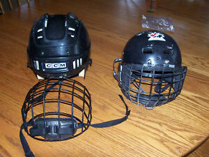 Toddler and Youth Hockey Helmets $20 EACH
