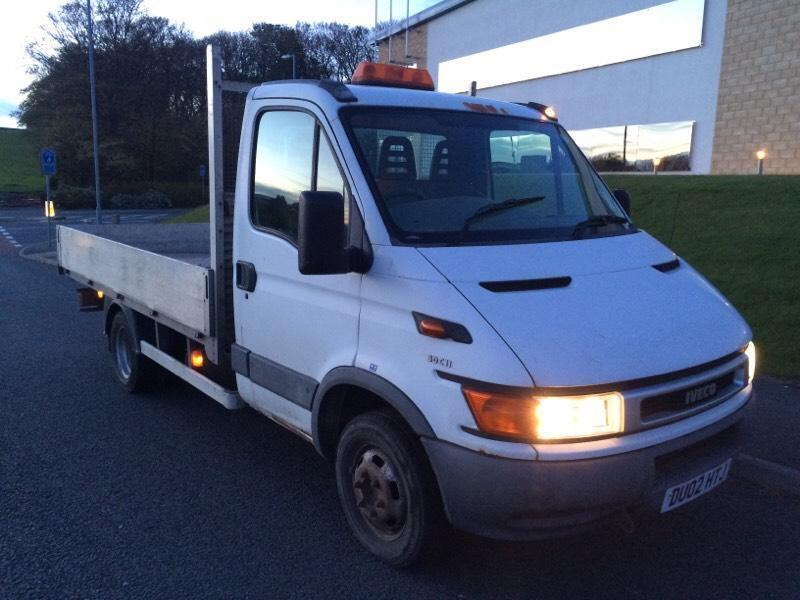 Iveco Daily Pick Up Truck Twin Wheel 2002 In Cleckheaton