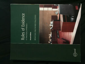 Rules and Evidence: A Practical Approach