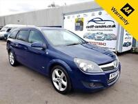 2007 VAUXHALL ASTRA 1.9 SRI CDTI ! AUTO/MANUAL! TIMING BELT DONE 88K! EX-COND!
