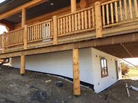 Stucco & Parging Repair Alta Exterior Ltd