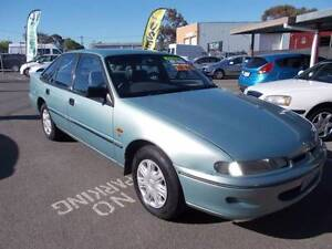 1997 Holden Commodore Sedan Mitchell Gungahlin Area Preview