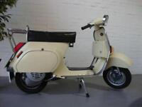 Vespa PK125S Scooter, 125cc Piaggio, 1986, ONLY 3574 Miles From New! Superb
