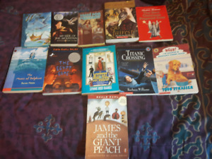 Various children's novels