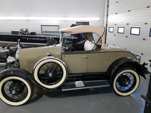 MODEL A, only 57 miles!
