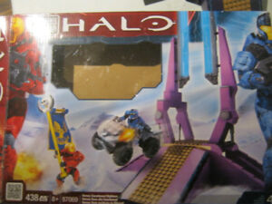 MEGA BLOCKS HALO 97069 SNOWBOUND HIGHBASE