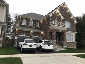 Gorgeous  New House For Lease In Cambridge River Mill Community