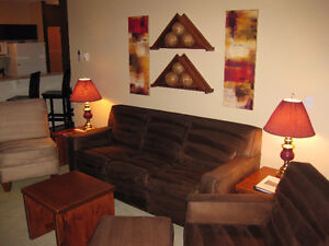 2 bedroom Canmore Condo for Thanksgiving Week